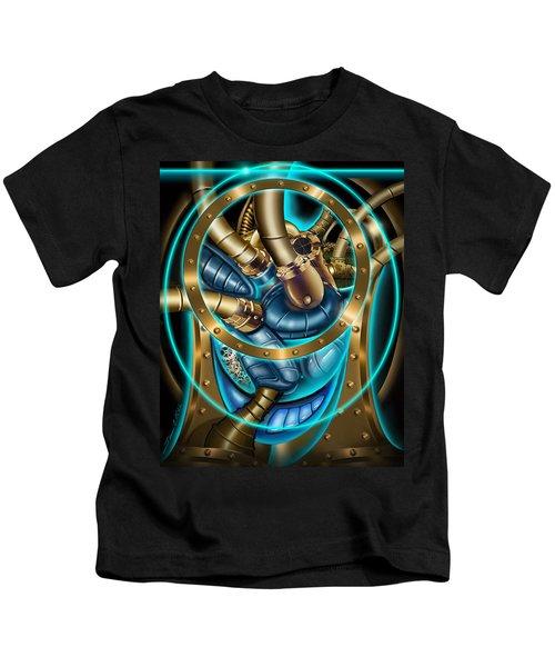 The Mechanical Heart Kids T-Shirt