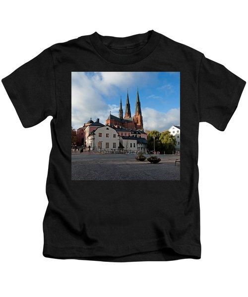 The Medieval Uppsala Kids T-Shirt