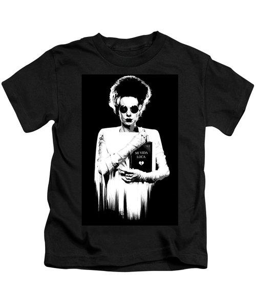 The Modern Bride B Kids T-Shirt