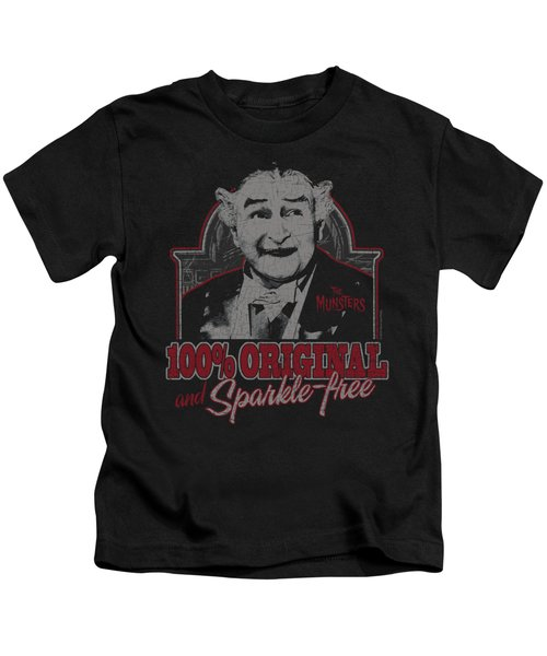 The Munsters - 100% Original Kids T-Shirt