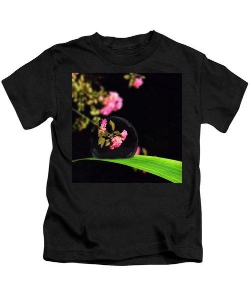 The Music Of The Night Kids T-Shirt