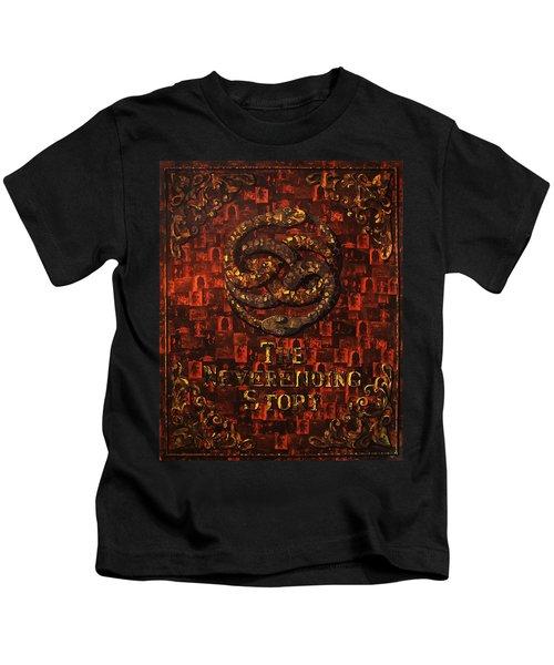 The Neverending Story Kids T-Shirt