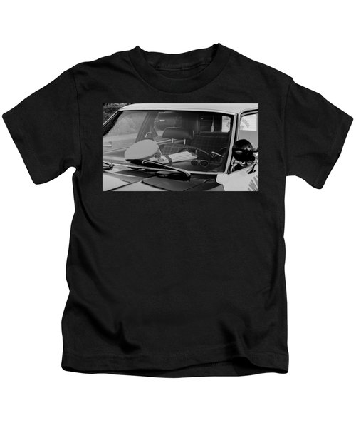 The Office On Wheels Kids T-Shirt