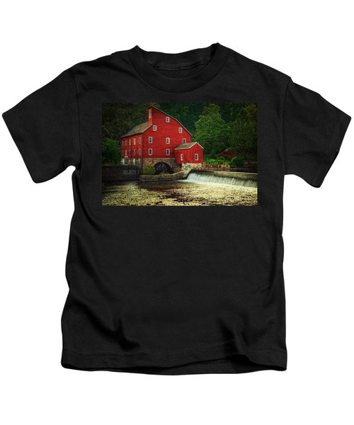 The Old Red Mill Kids T-Shirt
