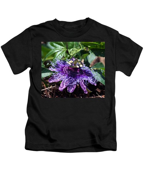 The Passion Flower Kids T-Shirt