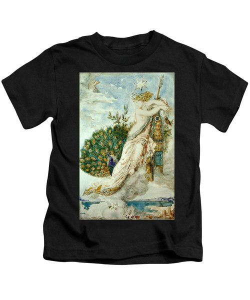 The Peacock Complaining To Juno Kids T-Shirt