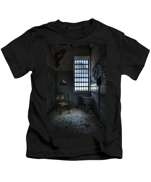 The Private Room - Abandoned Asylum Kids T-Shirt