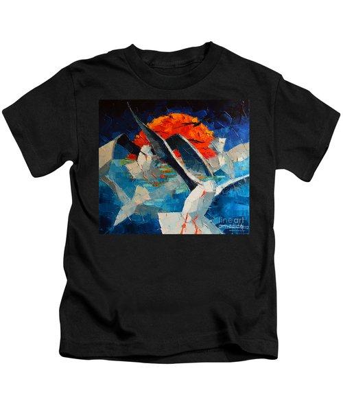 The Seagulls 2 Kids T-Shirt