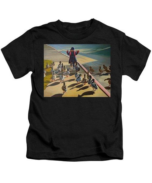 The Sidewalk Religion Kids T-Shirt