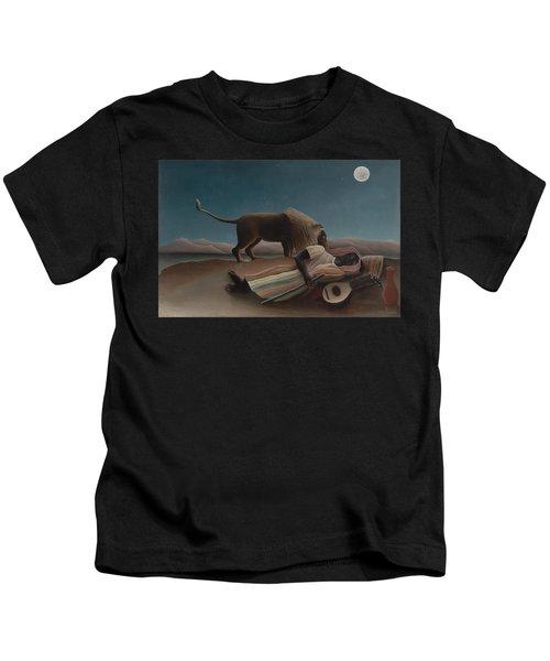 The Sleeping Gypsy Kids T-Shirt