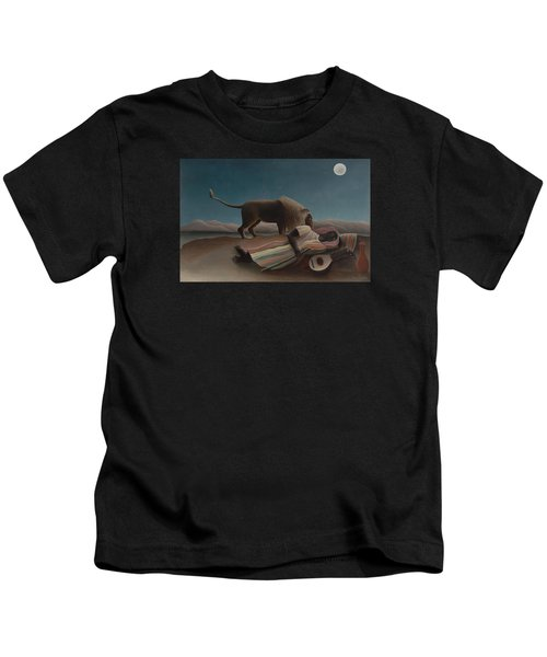 The Sleeping Gypsy Kids T-Shirt