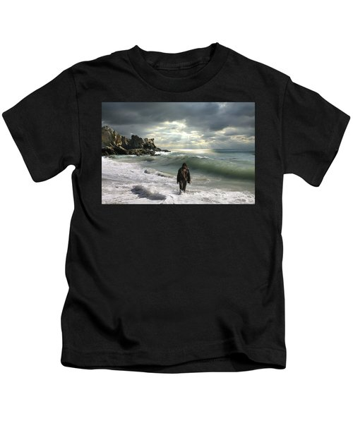 The Son Is The Radiance Of God's Glory Kids T-Shirt