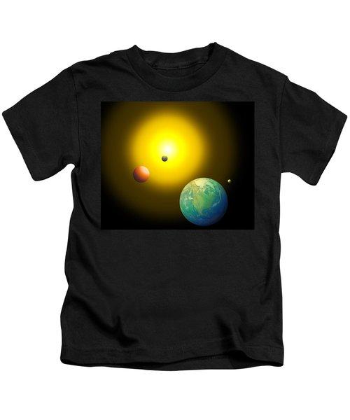 The Sun Kids T-Shirt