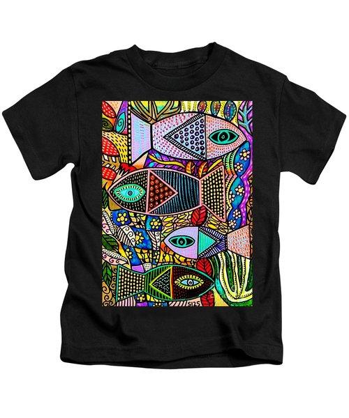 The Talavera Sea Kids T-Shirt