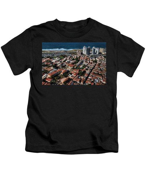the Tel Aviv charm Kids T-Shirt