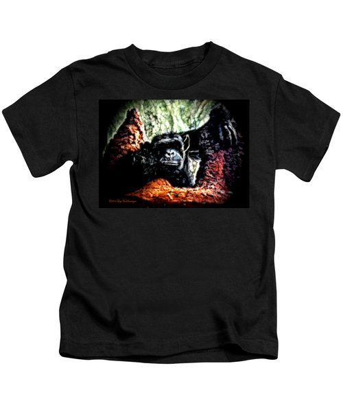 The Thinker Kids T-Shirt
