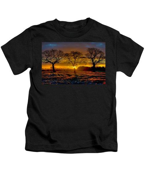The Three Stooges Kids T-Shirt