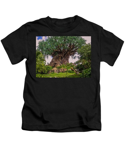 The Tree Of Life Kids T-Shirt