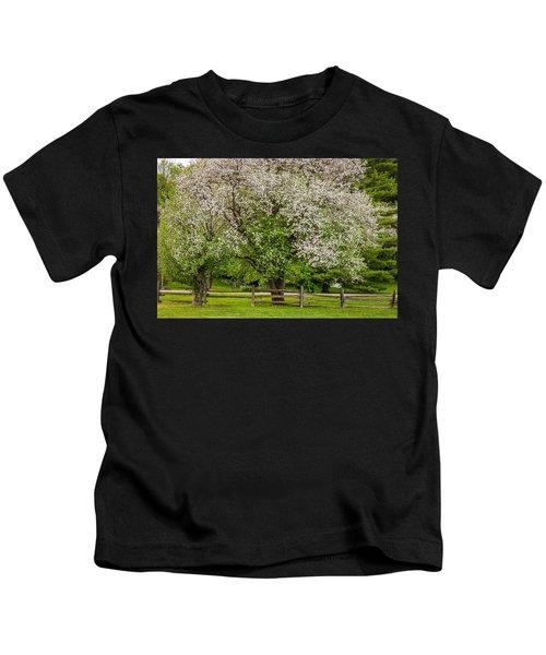 The Valley Awakens Kids T-Shirt