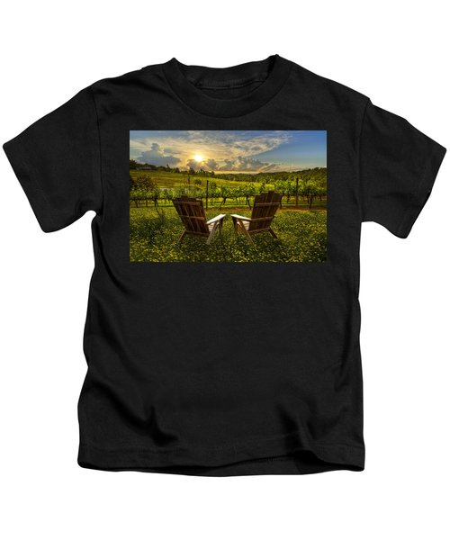 The Vineyard   Kids T-Shirt