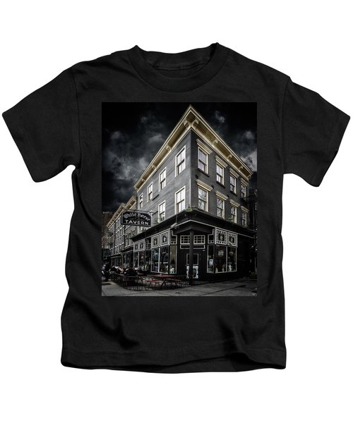 The White Horse Tavern Kids T-Shirt