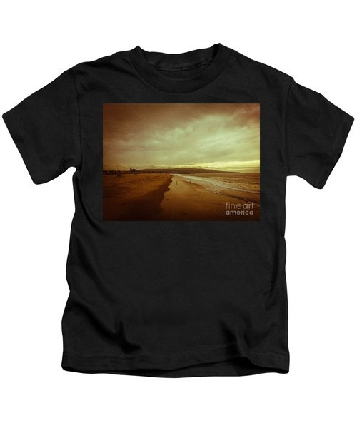 The Winter Pacific Kids T-Shirt