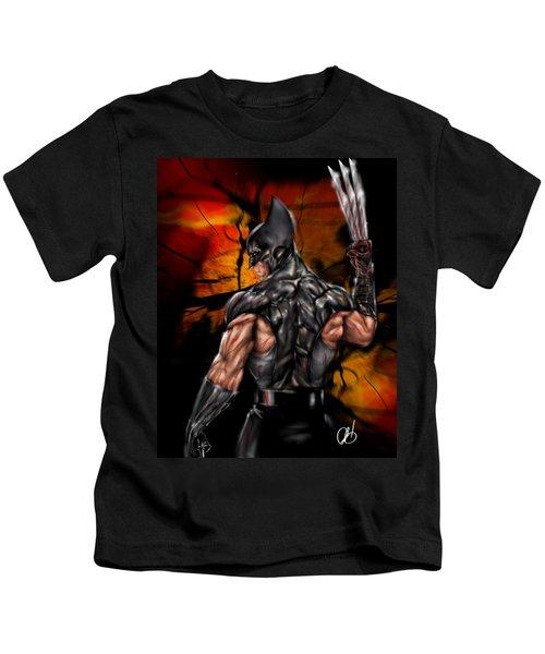 The Wolverine Kids T-Shirt