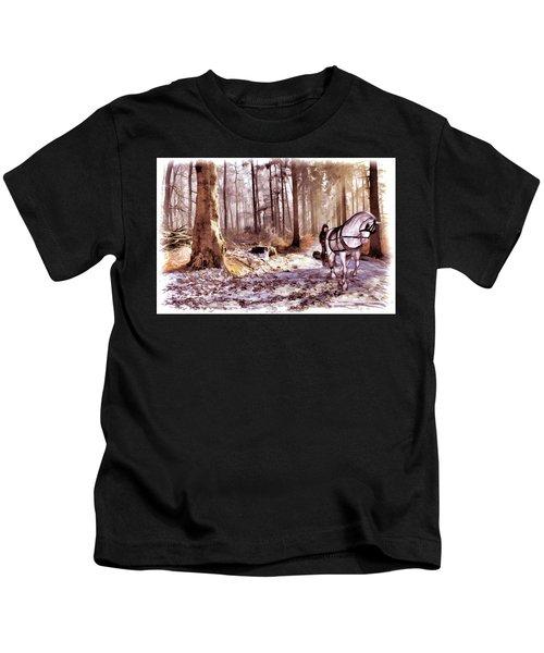 The Woodsman Kids T-Shirt