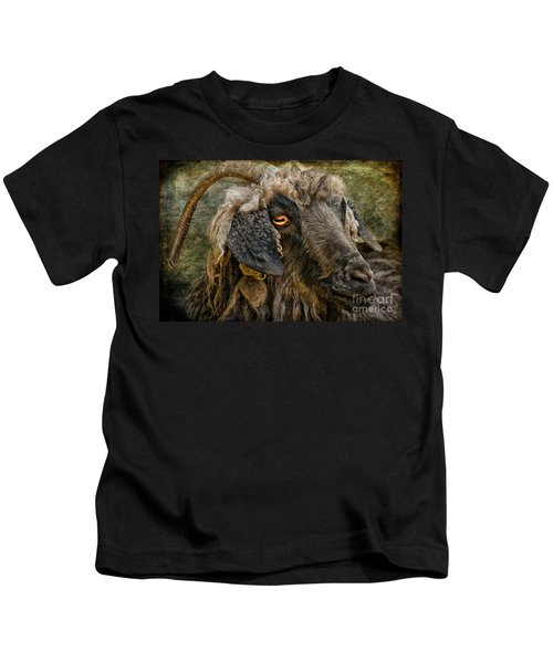 The Year Of The Goat Kids T-Shirt
