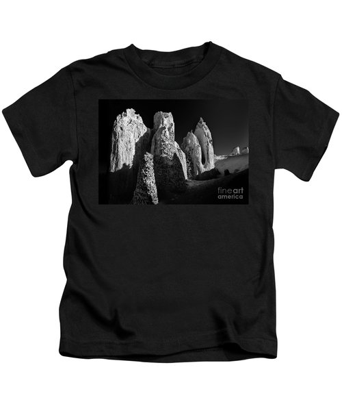 Then And Now Kids T-Shirt