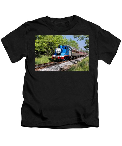 Thomas Visits The Cvnp Kids T-Shirt