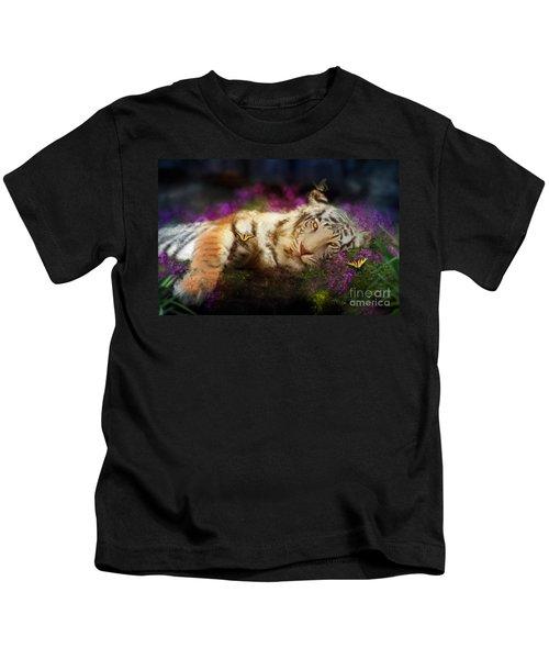 Tiger Dreams Kids T-Shirt