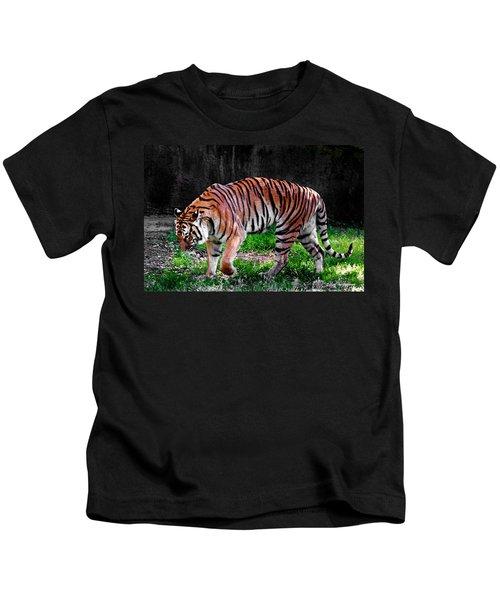 Tiger Tale Kids T-Shirt