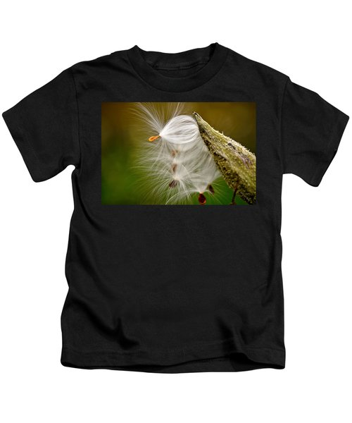 Time For Me To Fly Kids T-Shirt