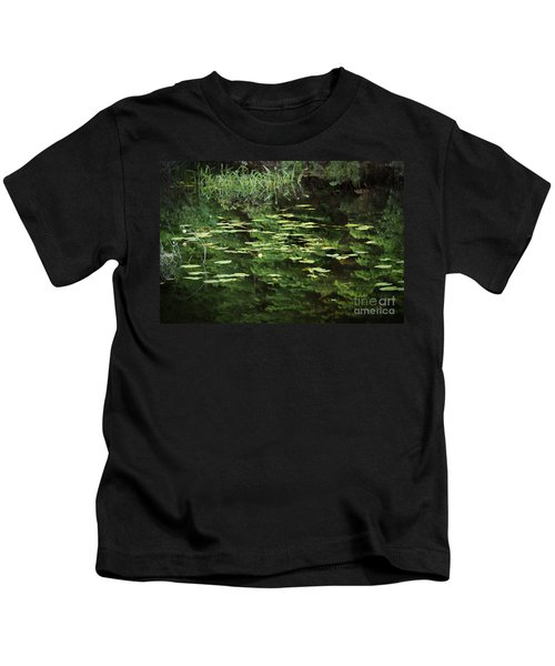 Time For Reflection Kids T-Shirt