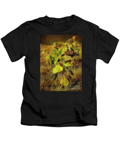 Time Is The Enemy Kids T-Shirt