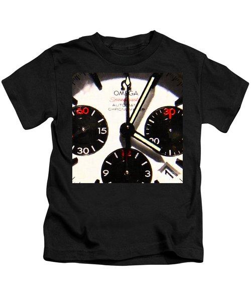 Time Piece - 5d20658 Kids T-Shirt