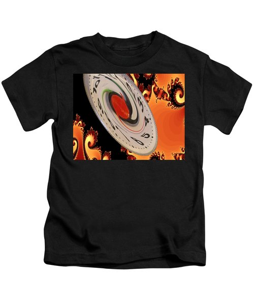Time Saucer Kids T-Shirt