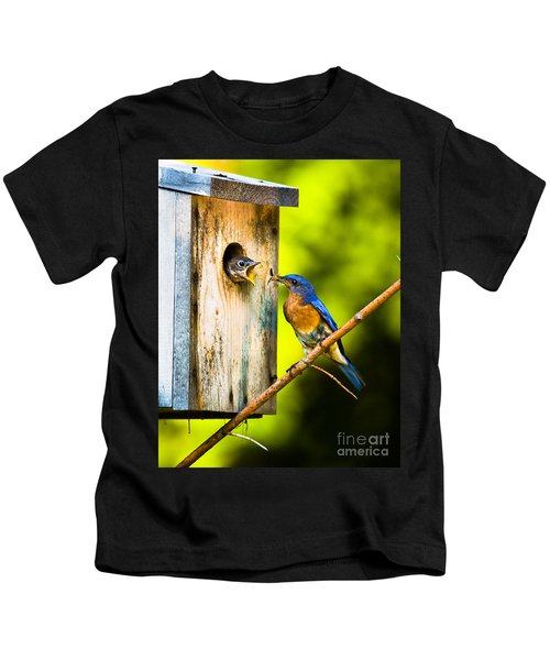 Time To Fly Kids T-Shirt