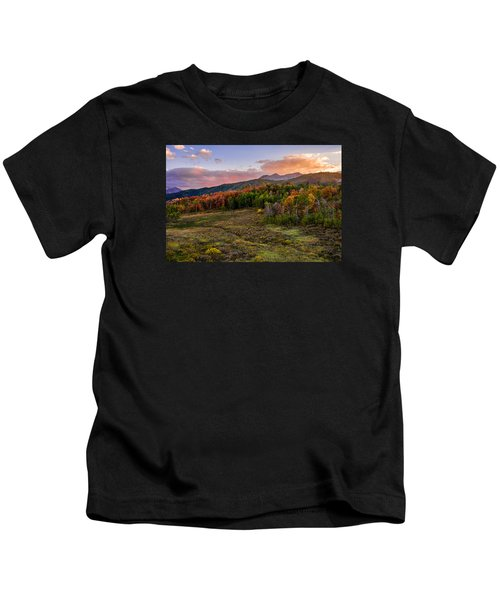 Timp Fall Glow Kids T-Shirt