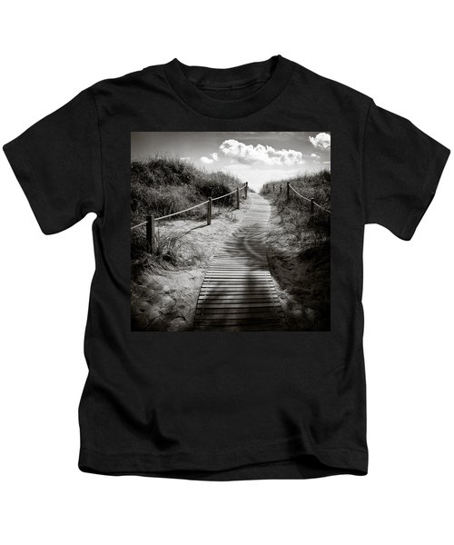 To The Beach Kids T-Shirt