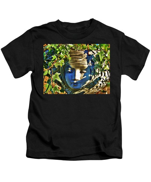 Told In A Garden Kids T-Shirt