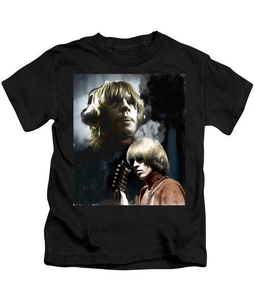 Touchstone Brian Jones Kids T-Shirt