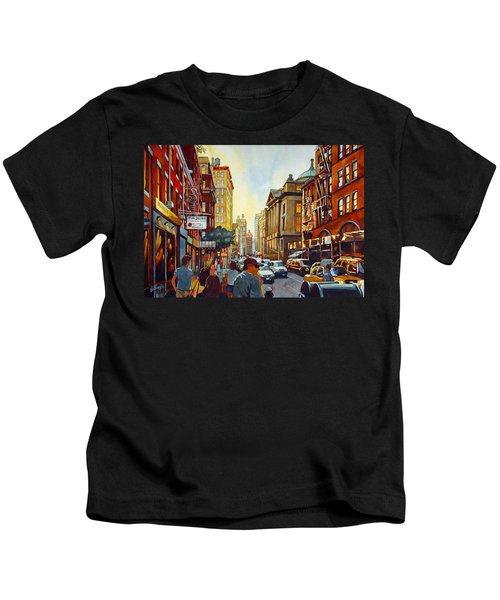 Tourist Season Kids T-Shirt