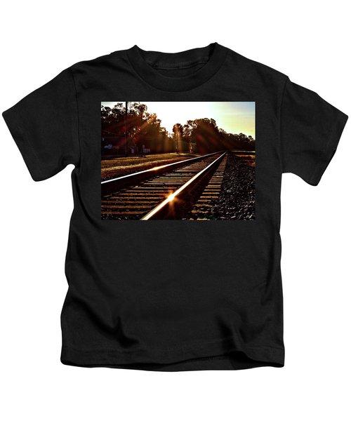 Traintastic Kids T-Shirt