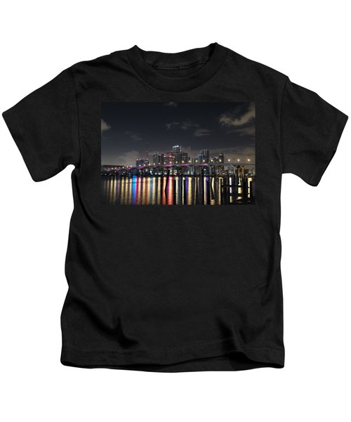 Trooper Bridge Miami Kids T-Shirt