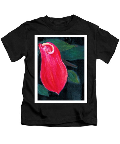 Tropical Flower 2 Kids T-Shirt