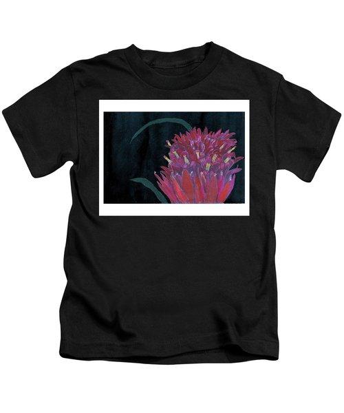Tropical Flower Kids T-Shirt
