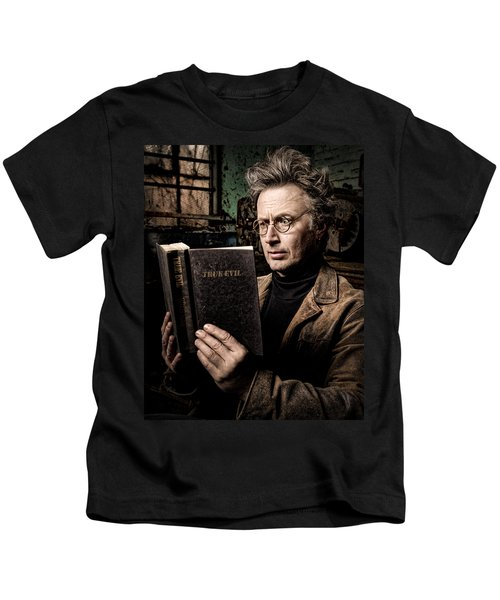 True Evil - Science Fiction - Horror Kids T-Shirt