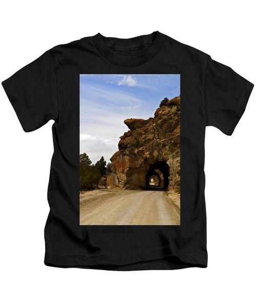 Tunnel Road Kids T-Shirt